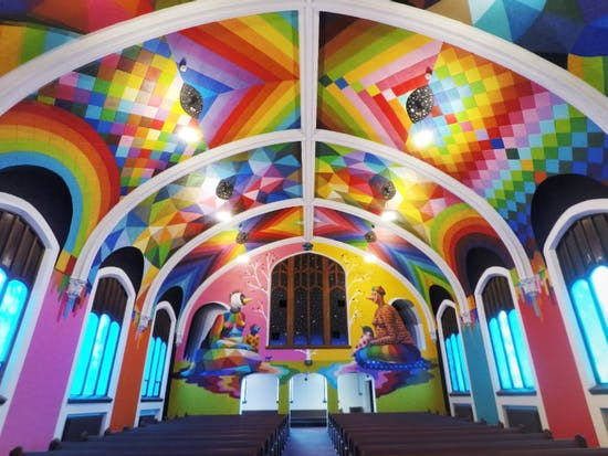 Welcome to the International Church of Cannabis