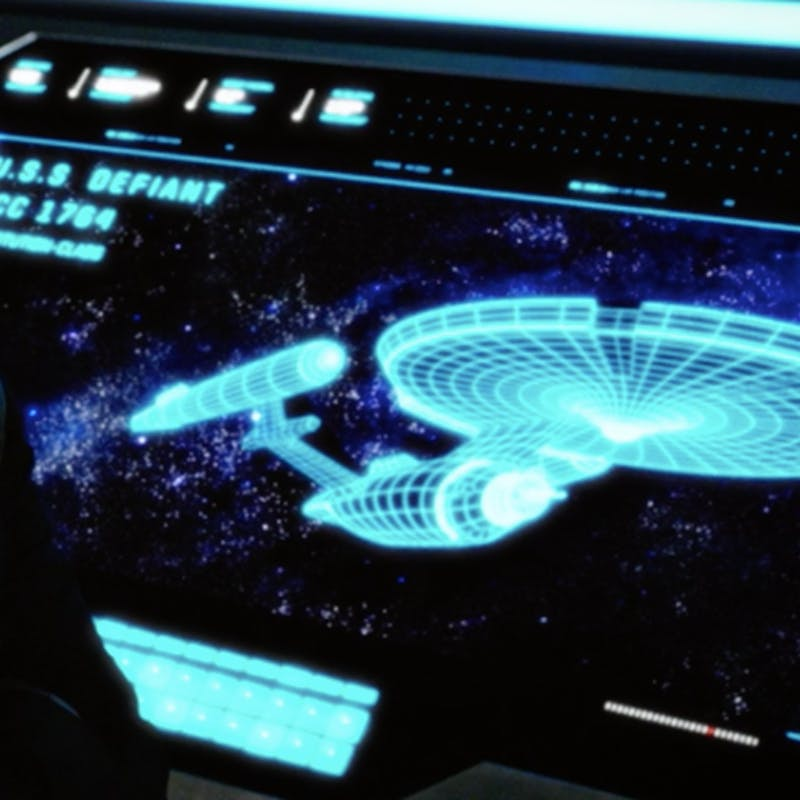 Star Trek: Discovery\': Mirror Universe Defiant Easter Explained ...