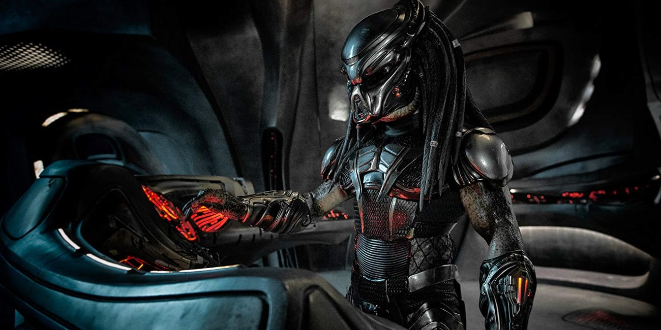 In 'The Predator', these aliens are only getting more and more dangerous.