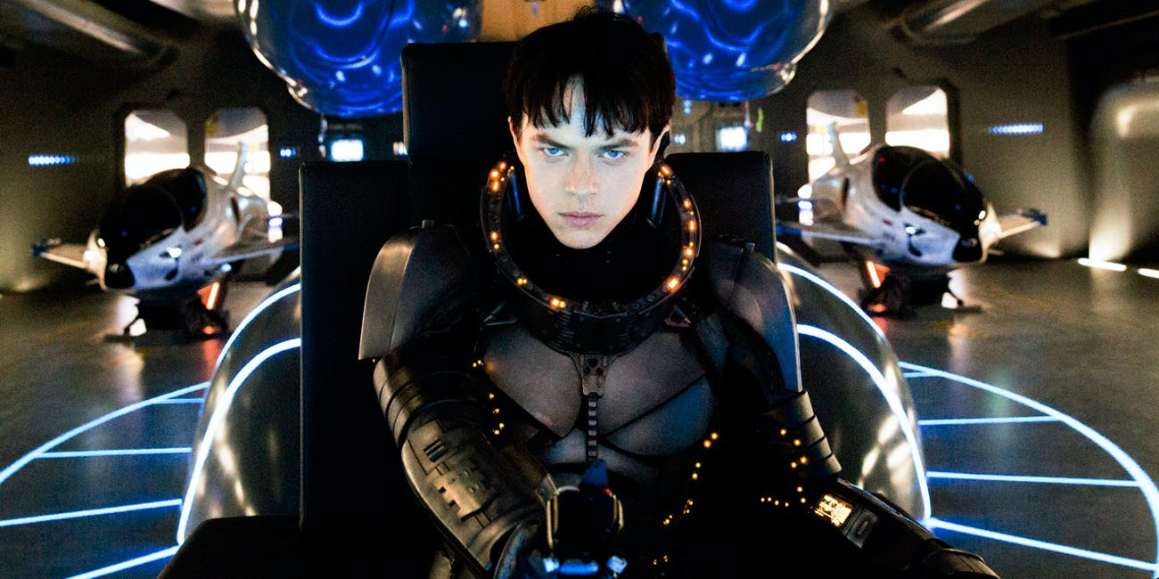 Dane DeHaan in 'Valerian'