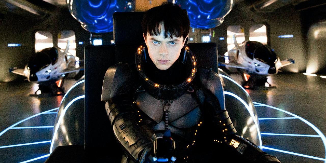 Dane DeHaan in 'Valerian'