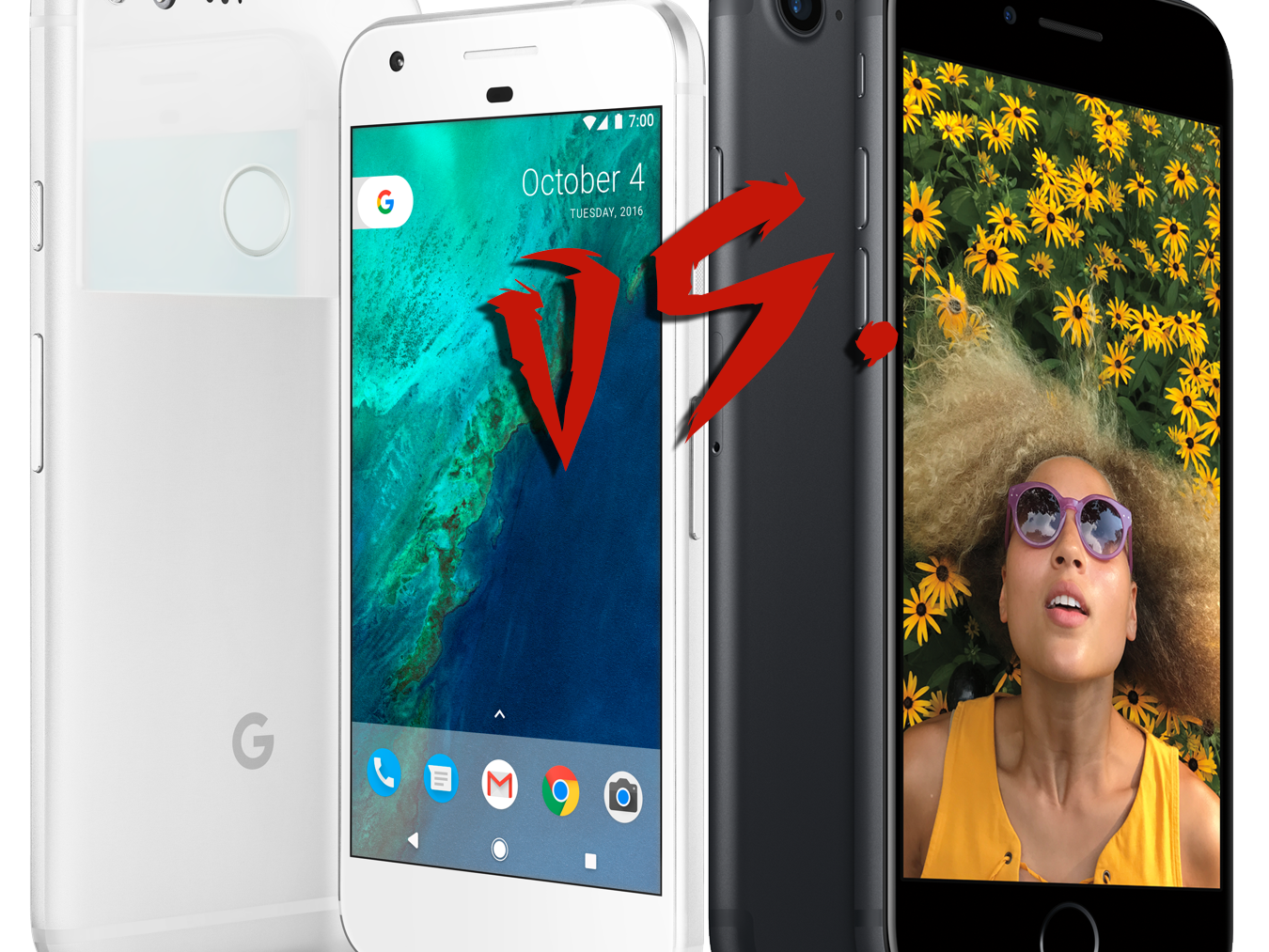 5 Reasons the Google Pixel Might Be Better Than iPhone 7