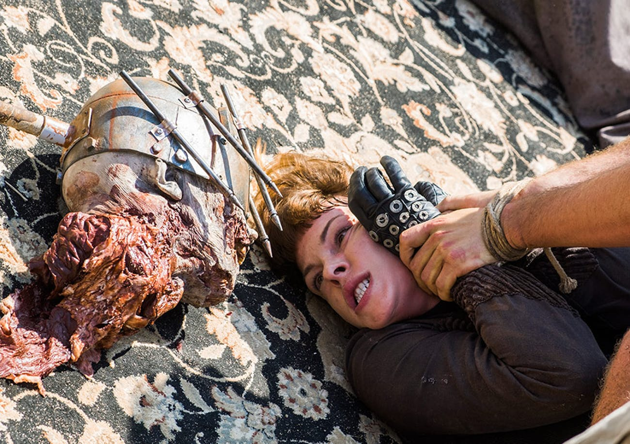 Rick gets the Scavengers to join up in the weirdest way possible.