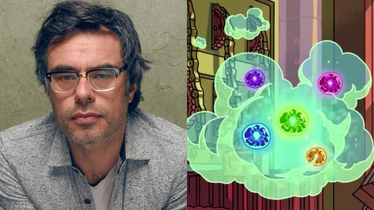 Jemaine Clement is Fart.
