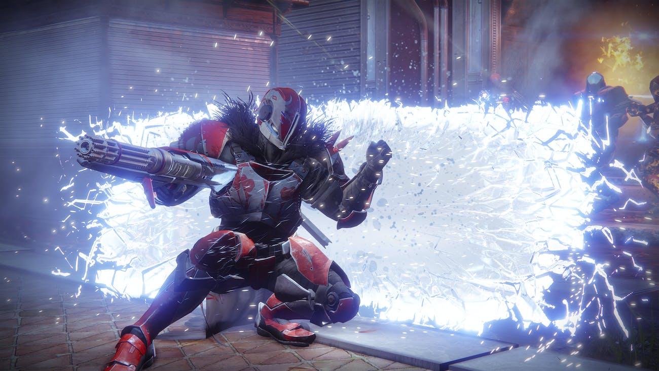 Destiny 2 Bungie Activision Titan Subclass Ability Barricade
