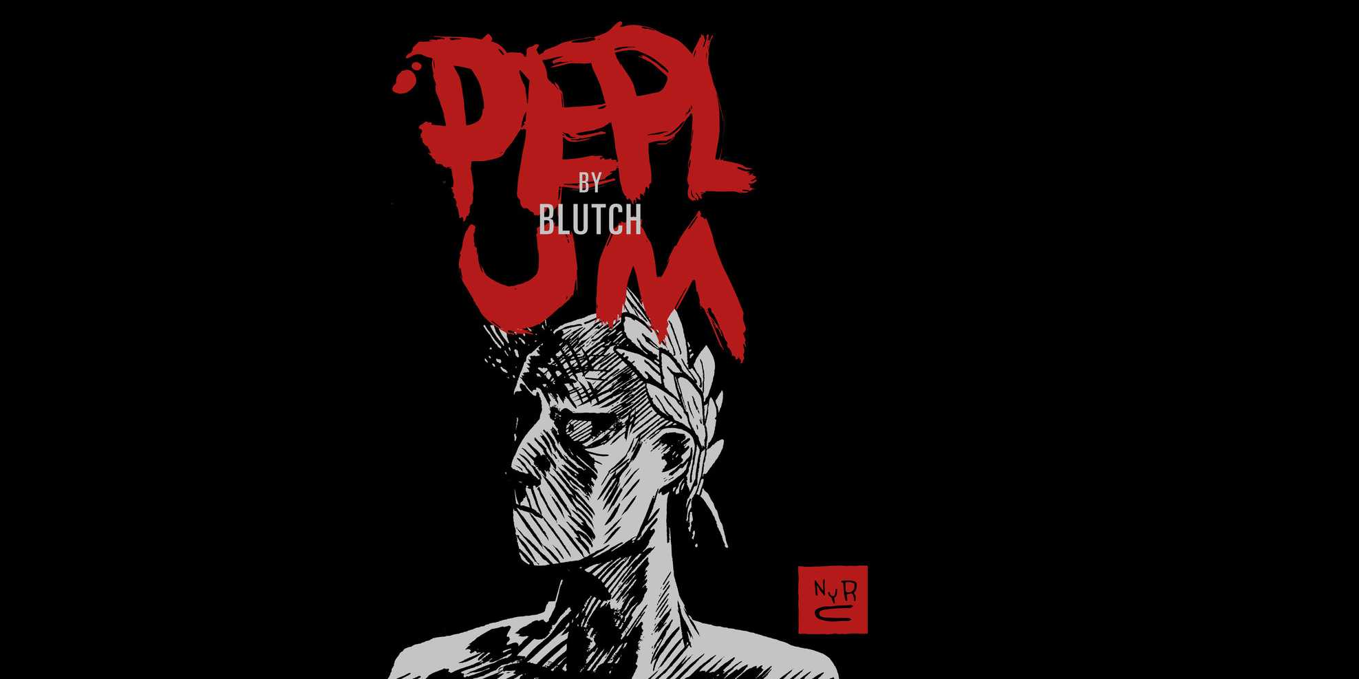 Blutch's 'Peplum': A French Graphic Novel Masterwork Comes To America