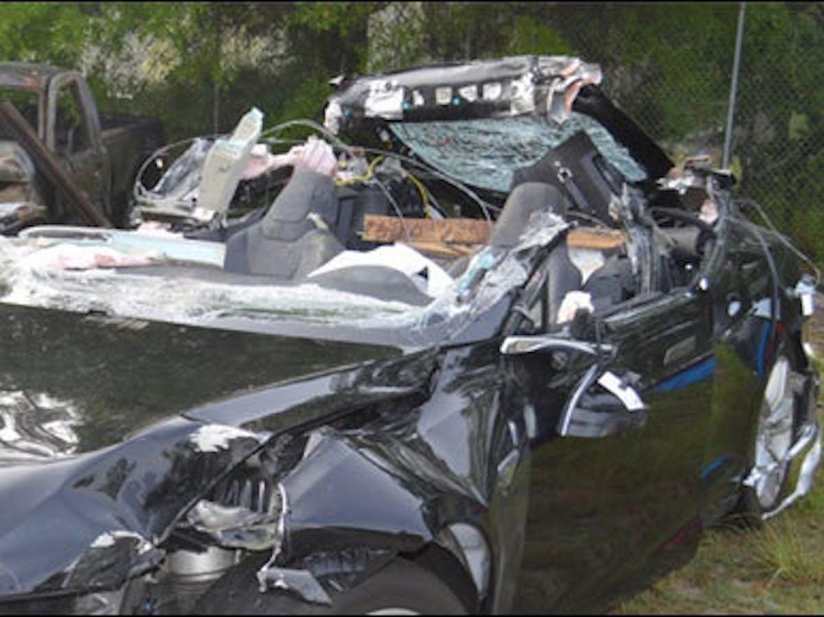 NTSB Releases Preliminary Report on Fatal Tesla Crash | Inverse