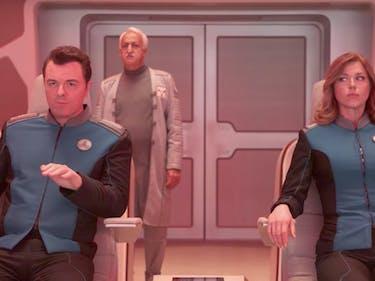 'The Orville' Is the 'Star Trek' Parody Trekkies Need Right Now