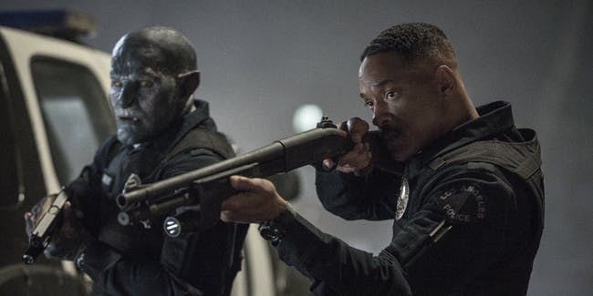 Netflix Bright Will Smith