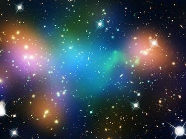 abell 520 dark matter