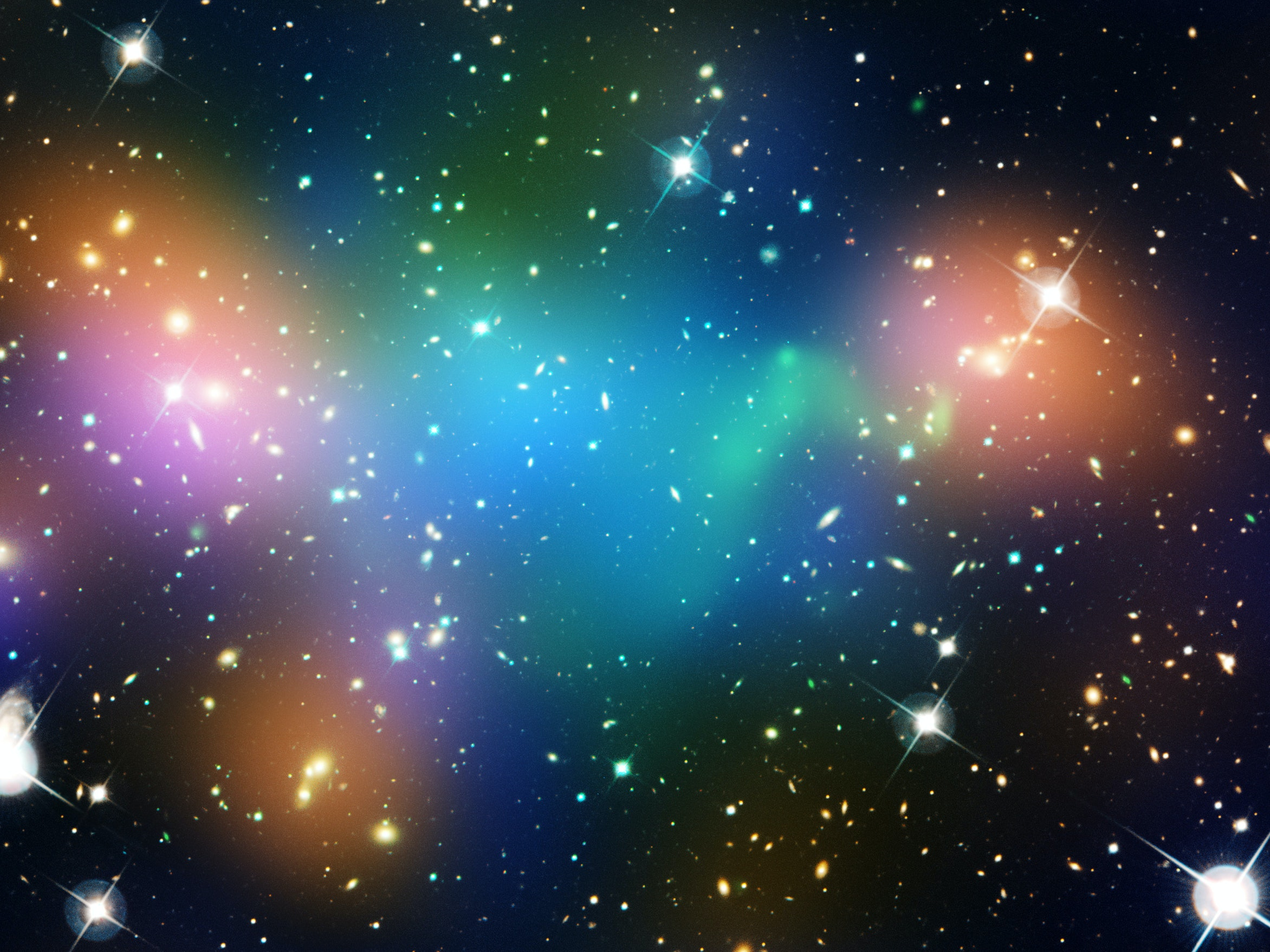 Dark Matter Might Be a Smooth Operator, Scientists Learn