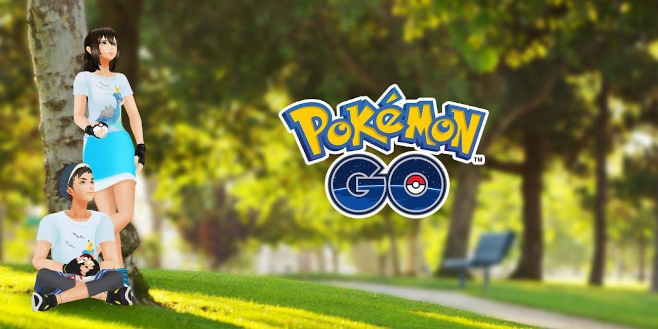 Pokémon GO Earth Day