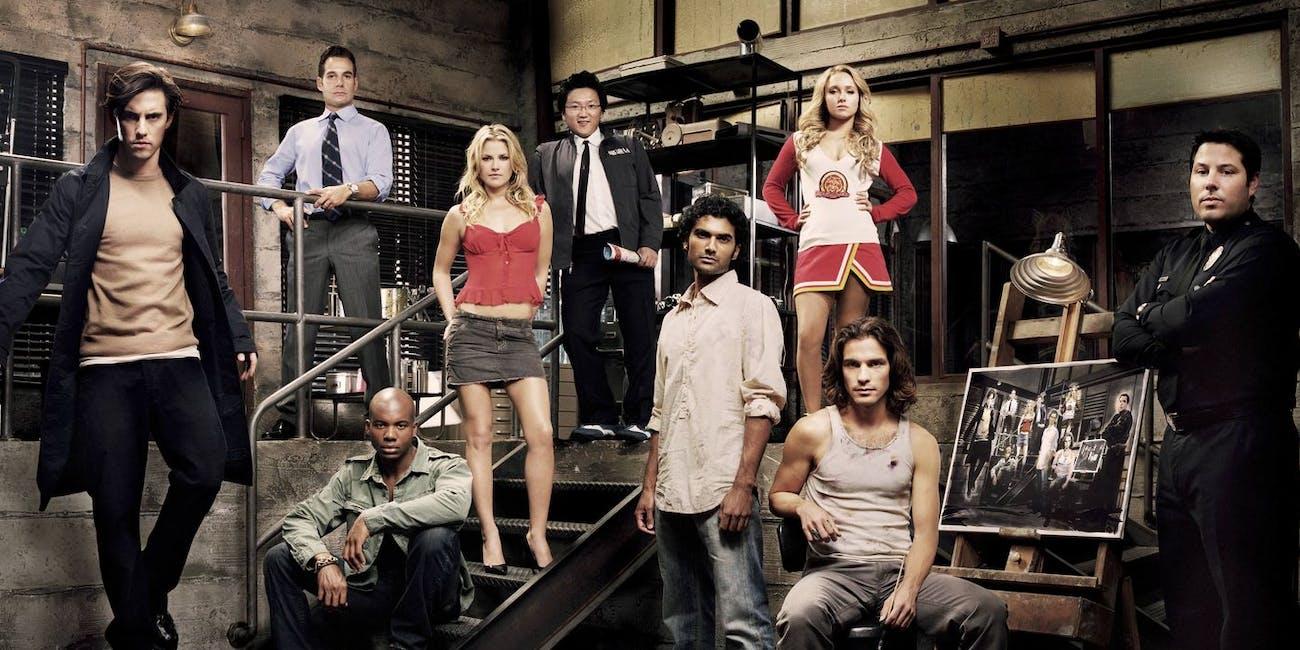 'Heroes' Season 1