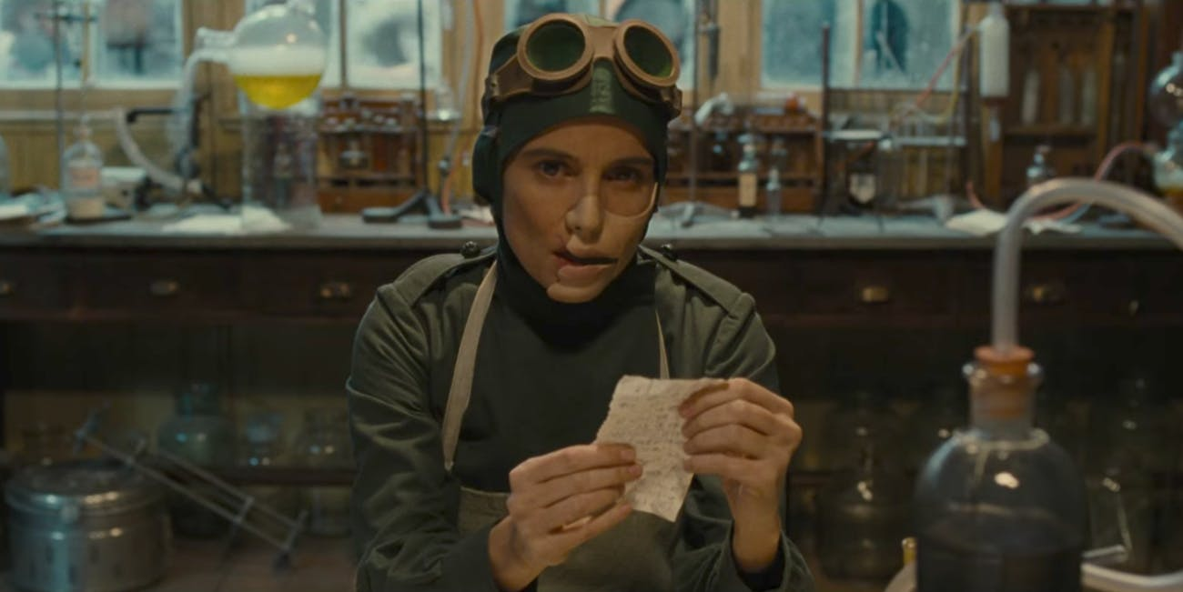 Wonder Woman Doctor Poison