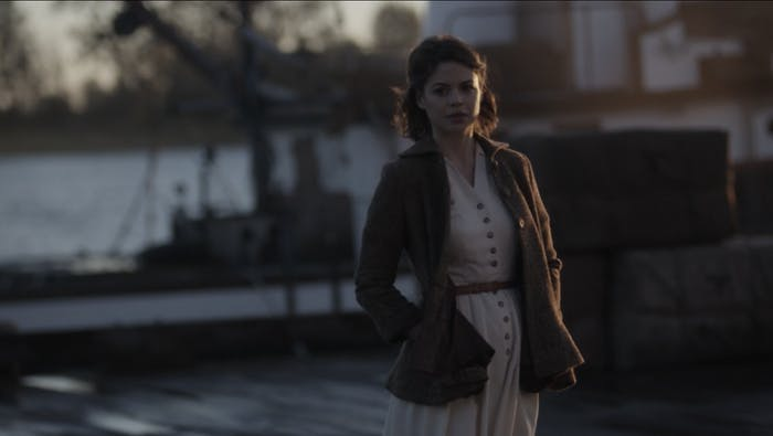 Trudy Man in the High Castle Season 3