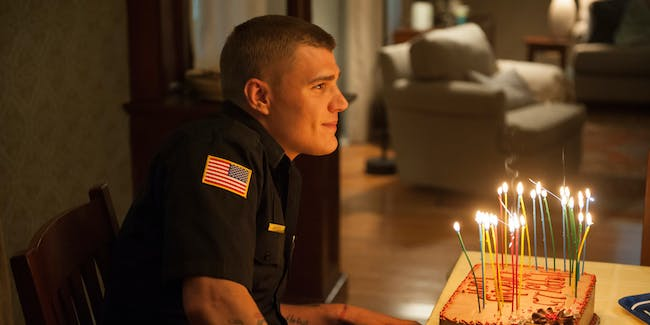 Chris Zylka as Tommy Garvey in 'The Leftovers'