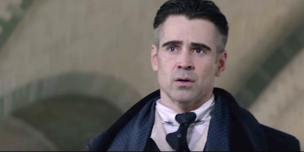 Colin Farrell as Percival Graves