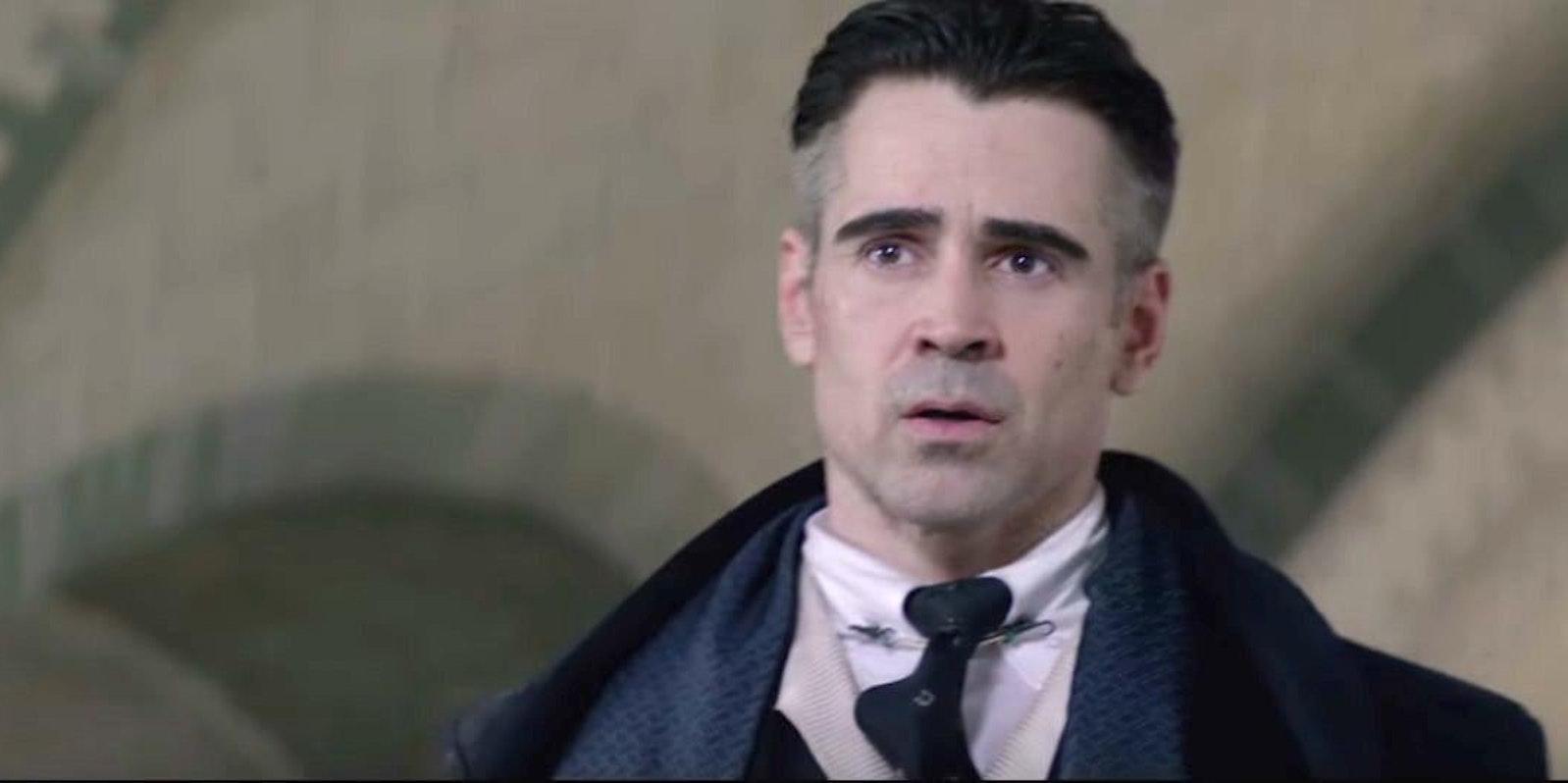Colin Farrell as Percival Graves