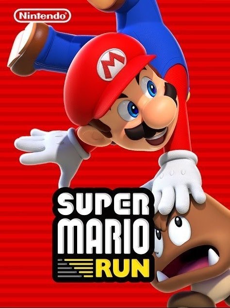 Super Mario Run for iPhone from Nintendo