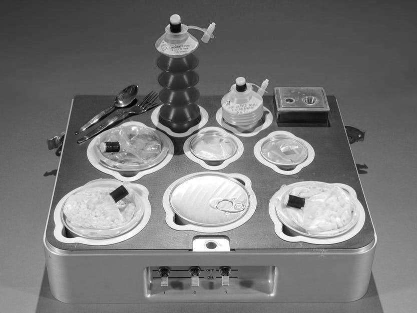 skylab food tray