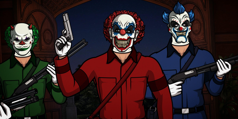 The 'Archer' Gang Battles Hostage-Taking Juggalos
