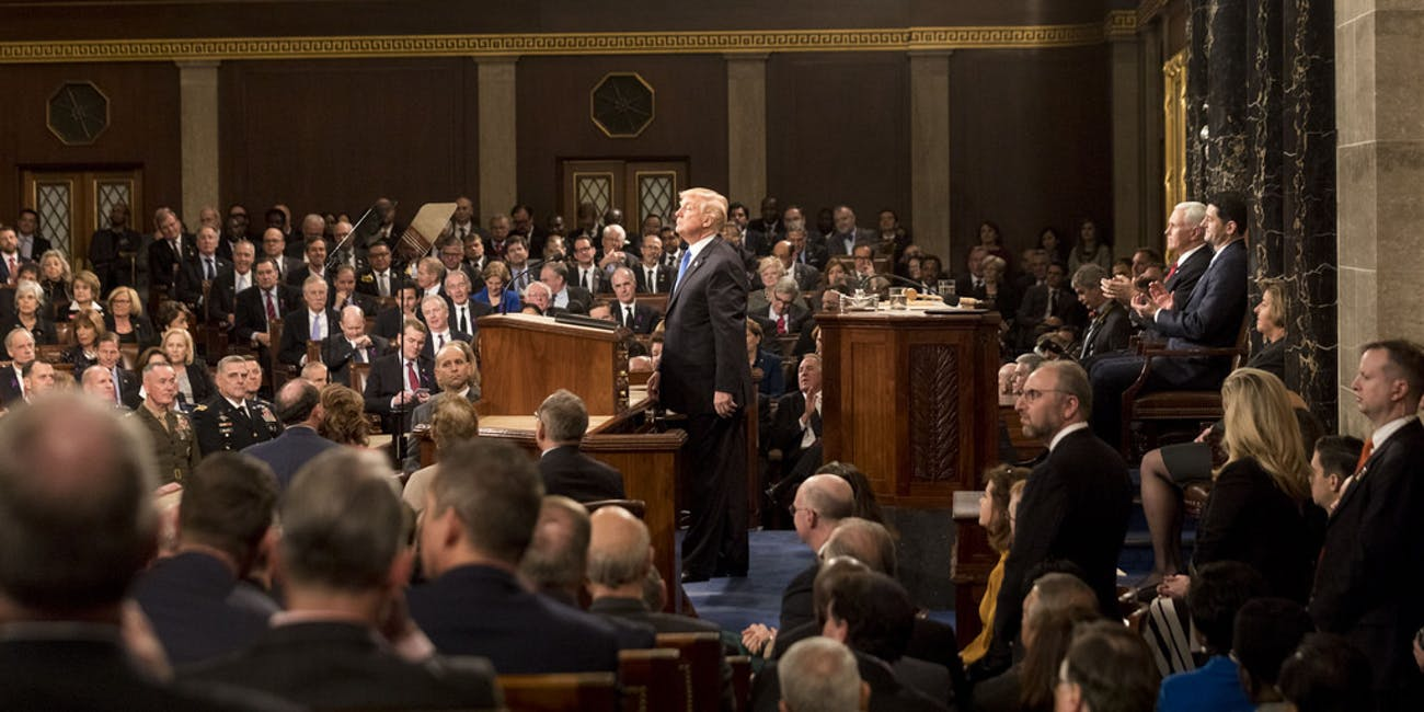 trump state of the union