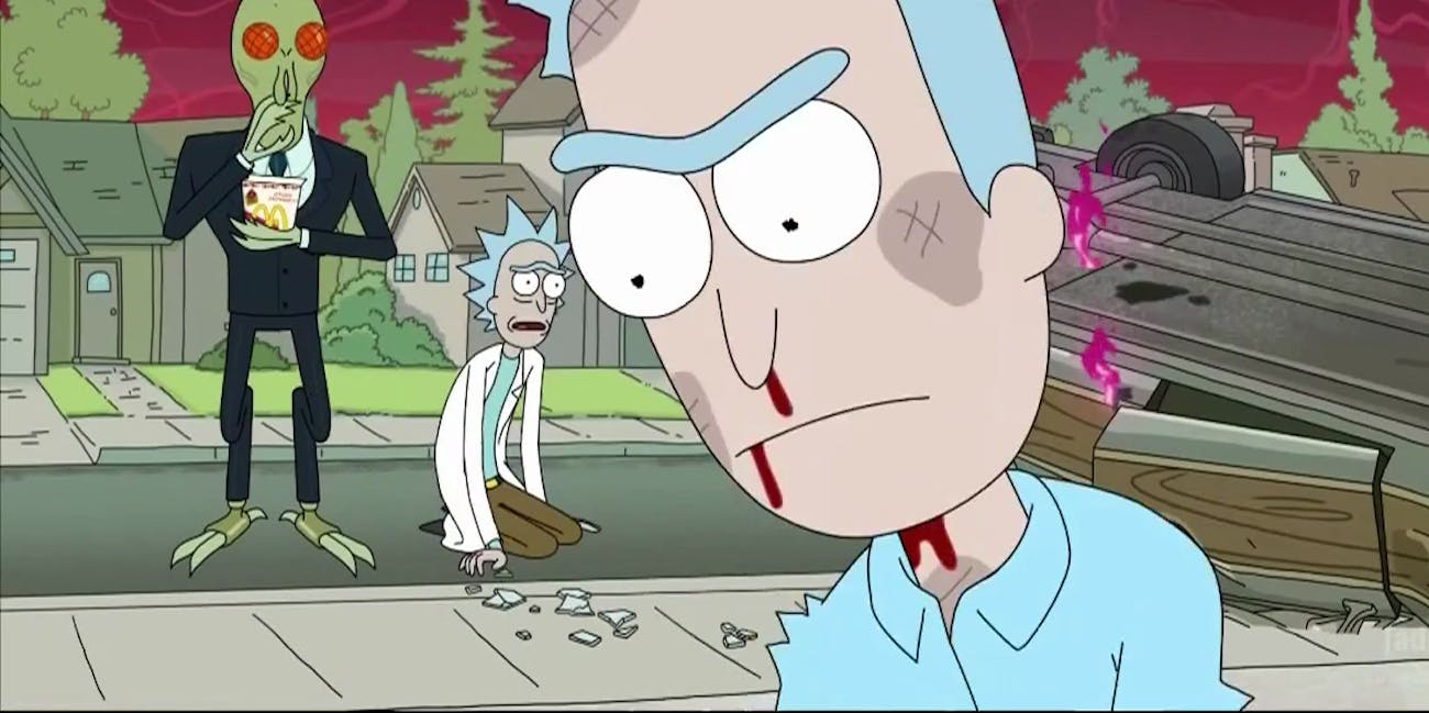 rick and morty season 3 premiere