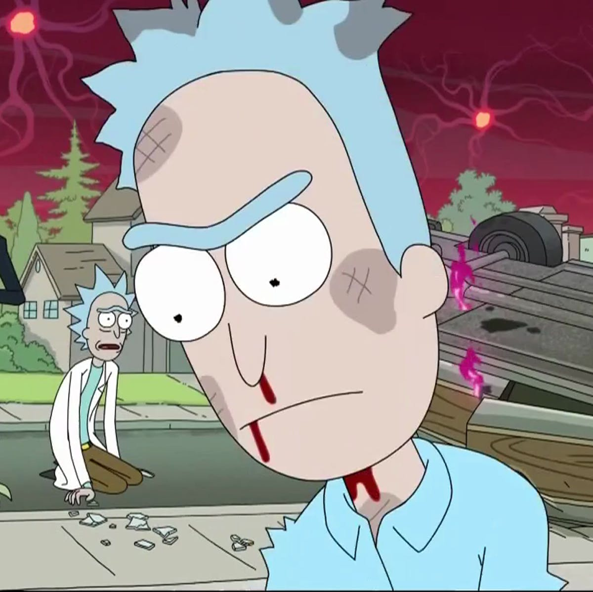 Brain-melting 'Rick and Morty' theory explains how the multiverse was born