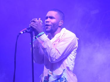 Frank Ocean is Bad at Arty Album Rollouts, Which Are Stupid