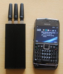 A cell phone jammer.