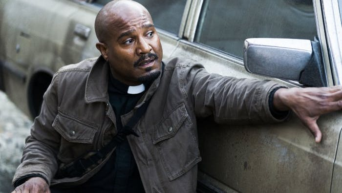 Father Gabriel is in the most troublesome position of anybody right now.