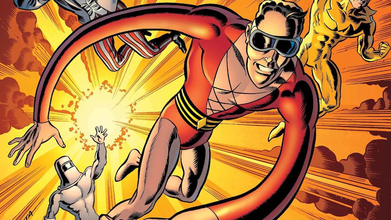 Plastic Man DC Comics