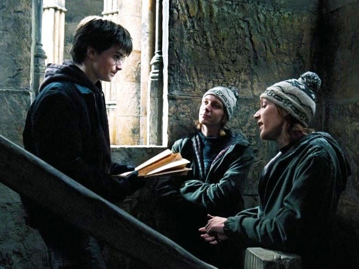 The IRL 'Harry Potter' Marauder's Map Is Crazy Accurate