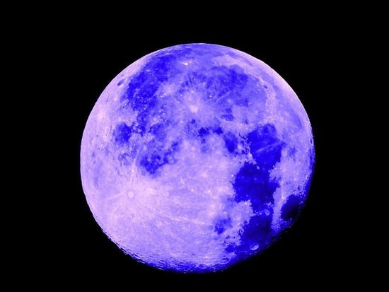 "The Tribal Reason Tonight's Full Moon Is the ""Flower Moon"""
