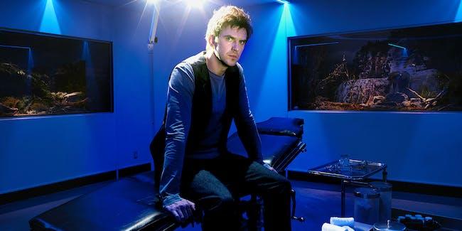 Dan Stevens as David Haller in 'Legion' Season 2.