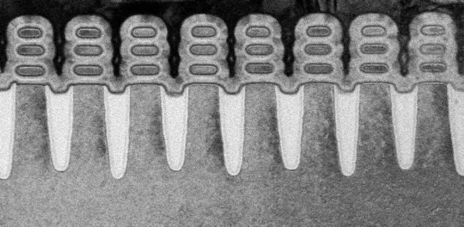 IBM 5 namoeter five chip