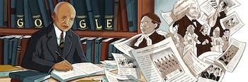 Carter G Wilson Google Doodle