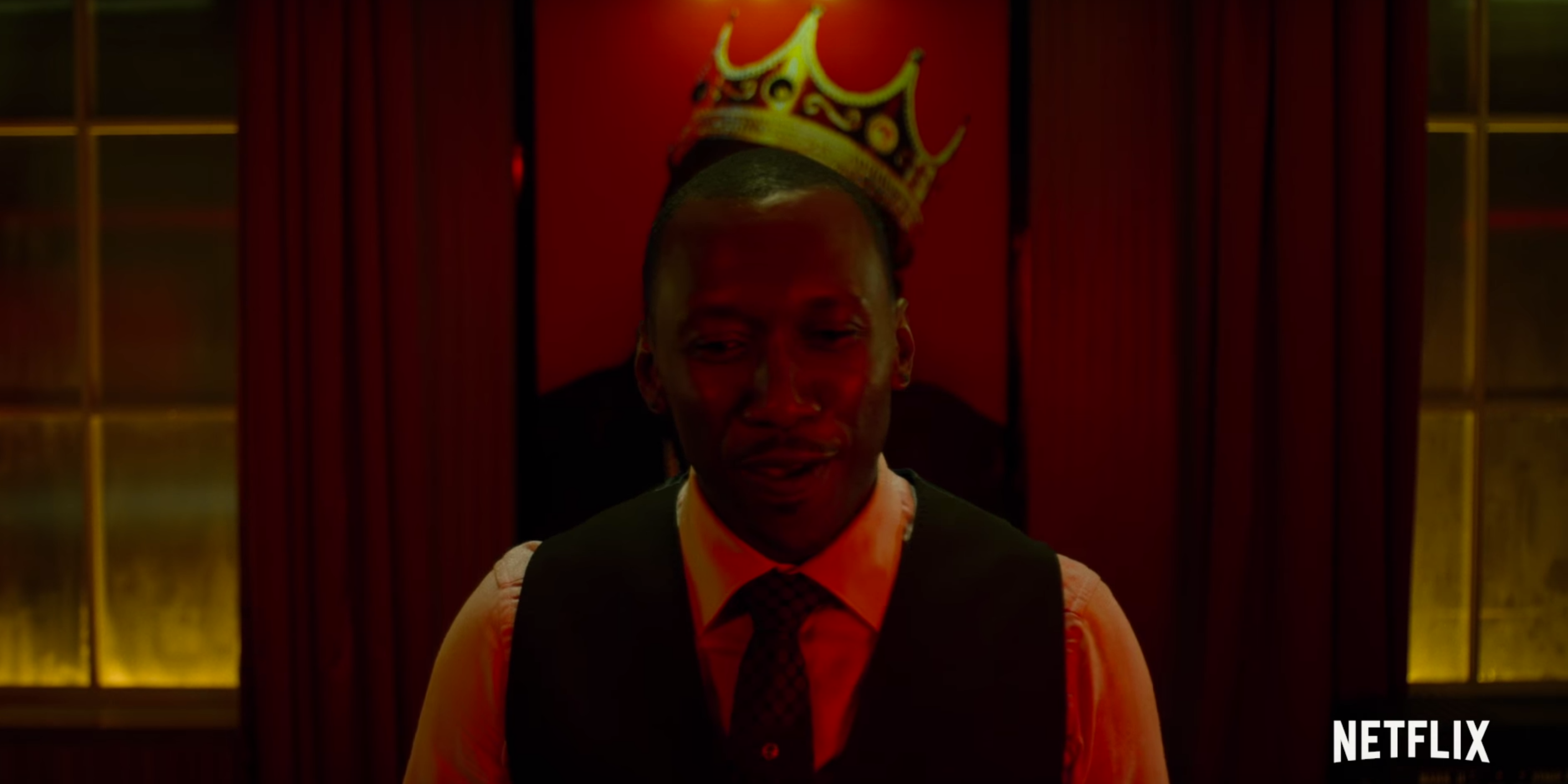 "The villain in 'Luke Cage,' Cornell ""Cottonmouth"" Stokes, is evil and loves the Notorious B.I.G."