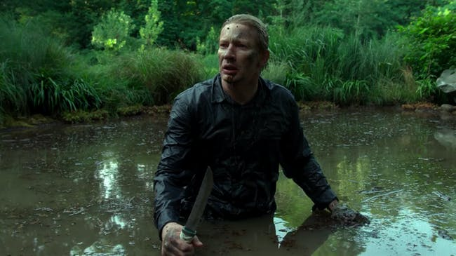 TFW your least favorite son stabs you and dumps you in his favorite swamp.