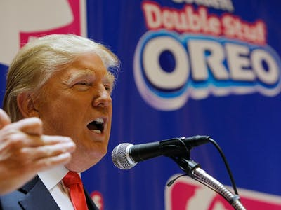 Donald Trump's Political Legacy? It's Epitomized in His Beef Against Oreos