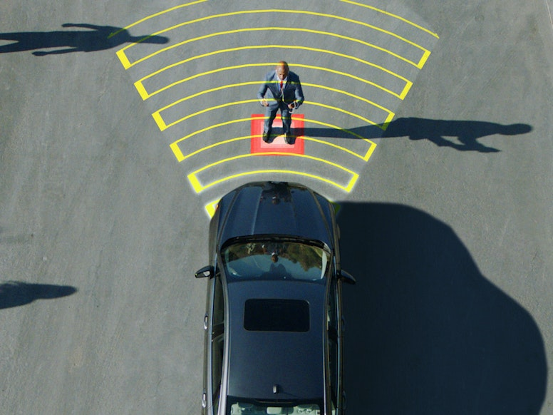Ford Debuts Pedestrian Detection System That Fuses Video with Radar