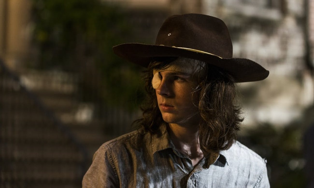 Is Carl really dead?