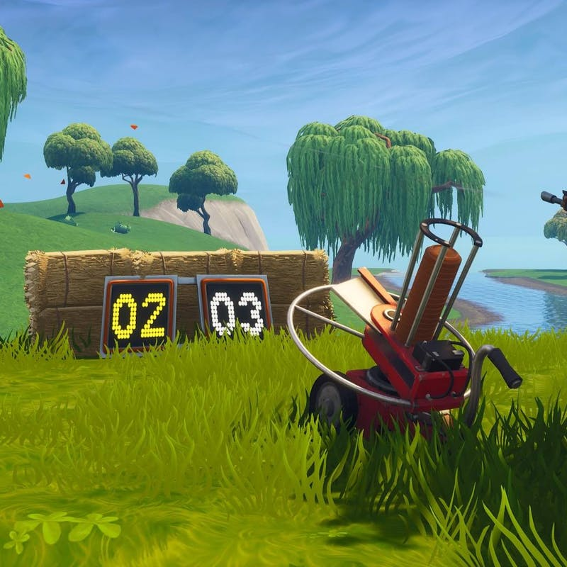 Fortnite Clay Pigeon Shooter Locations Map And Video Guide For
