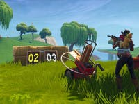 'Fortnite' Clay Pigeon Shooter Season 6, Week 8