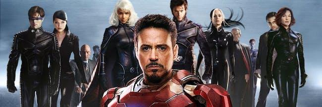 'X2: X-Men United' (2003)