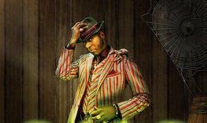 Orlando Jones as Anansi, aka Mr. Nancy in 'American Gods'
