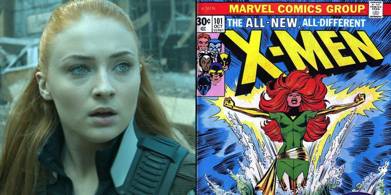 Explaining Phoenix Jean Grey S Deus Ex Machina In X Men