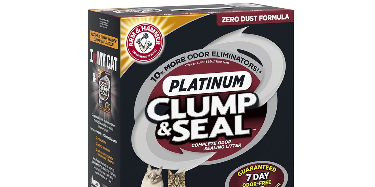 arm and hammer litter