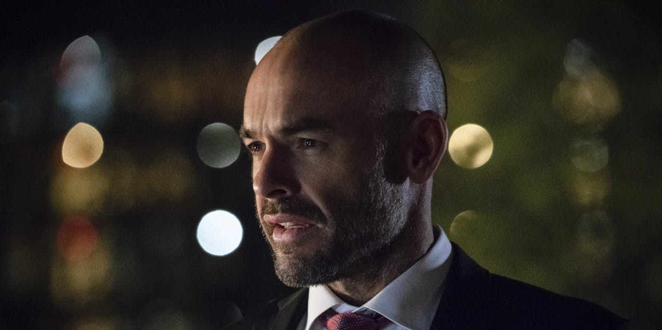 Quentin Lance Arrow Season 6