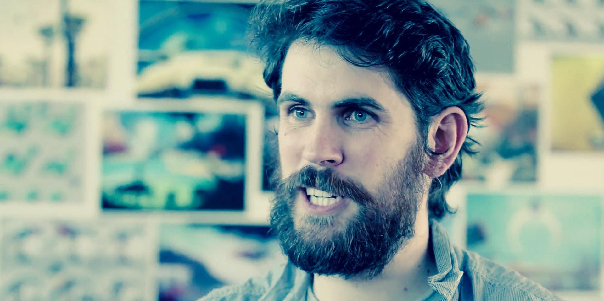 Sean Murray, the brain behind No Man's Sky